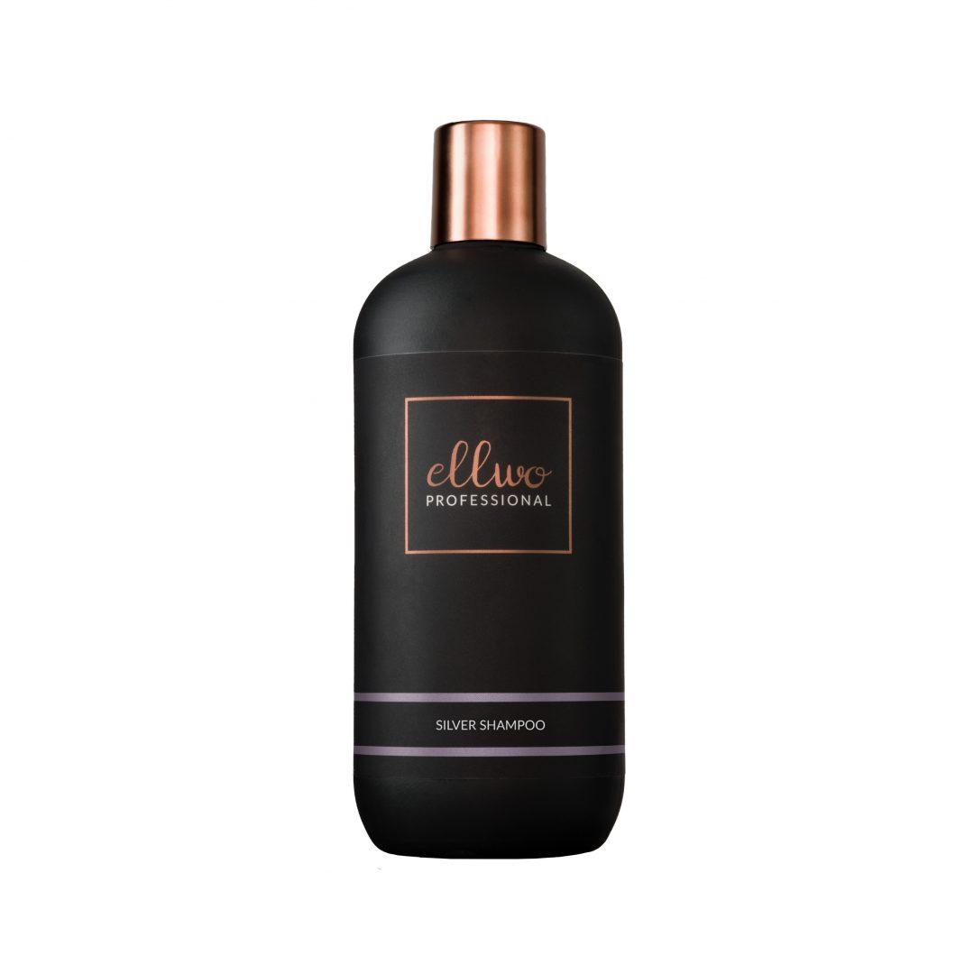 Produktbild: Ellwo Silver Shampoo 350 ml